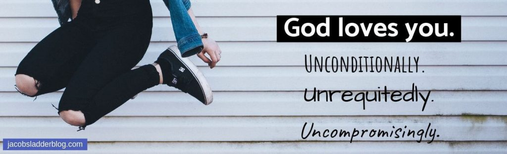 Jacob's Ladder – unlimited God – unlimited Life